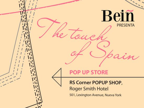 "Beiñ ""The touch of Spain"" en Nueva York"